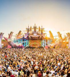 Wish Outdoor Netherlands Festival