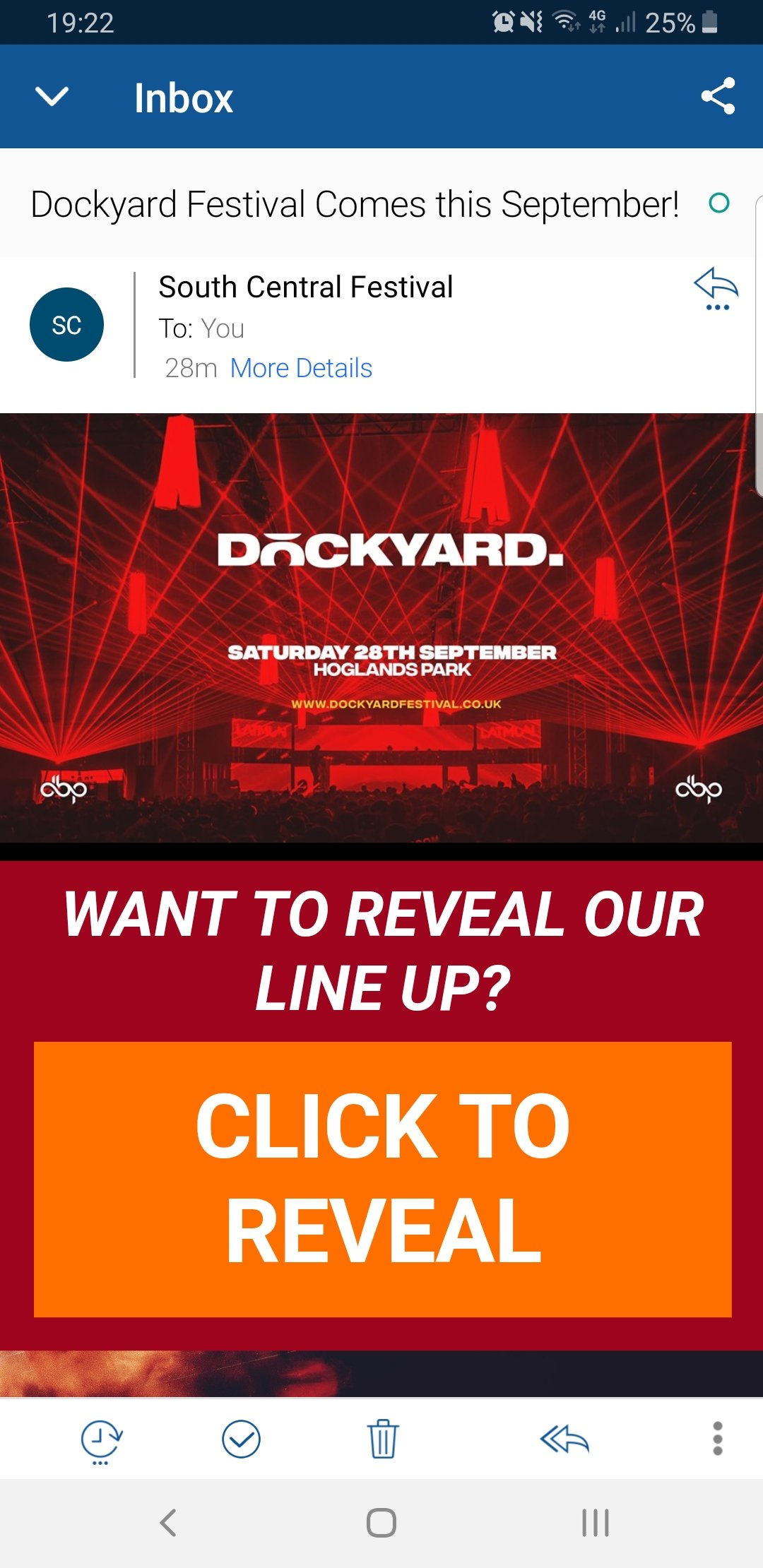 New UK Dockyard Festival announced, in a really interesting way... 1