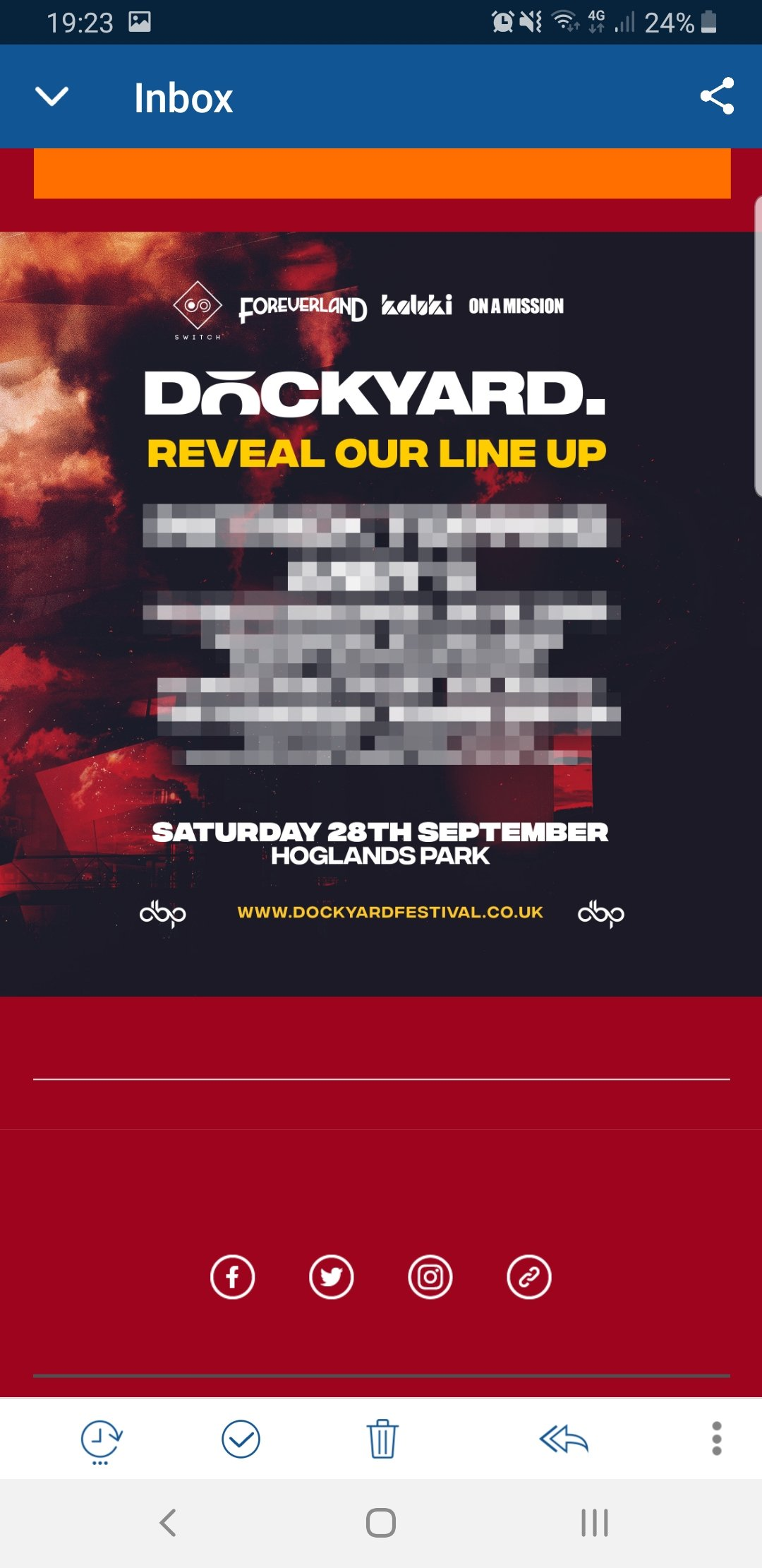 New UK Dockyard Festival announced, in a really interesting way... 2