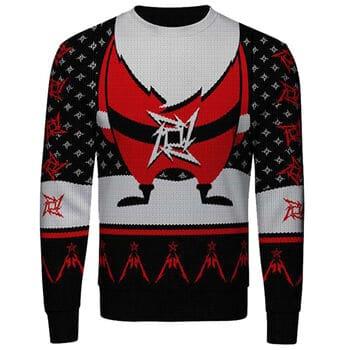 Metallica - Enter Santaman Sweater
