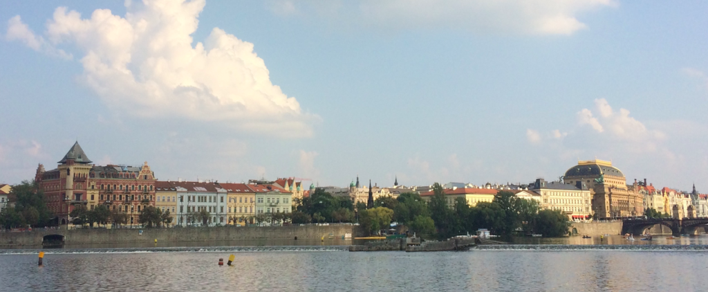 National Theatre and New Town A Locals Guide to Prague for First Timers