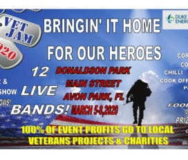 Vet Jam – Bringin' it home for our Heroes