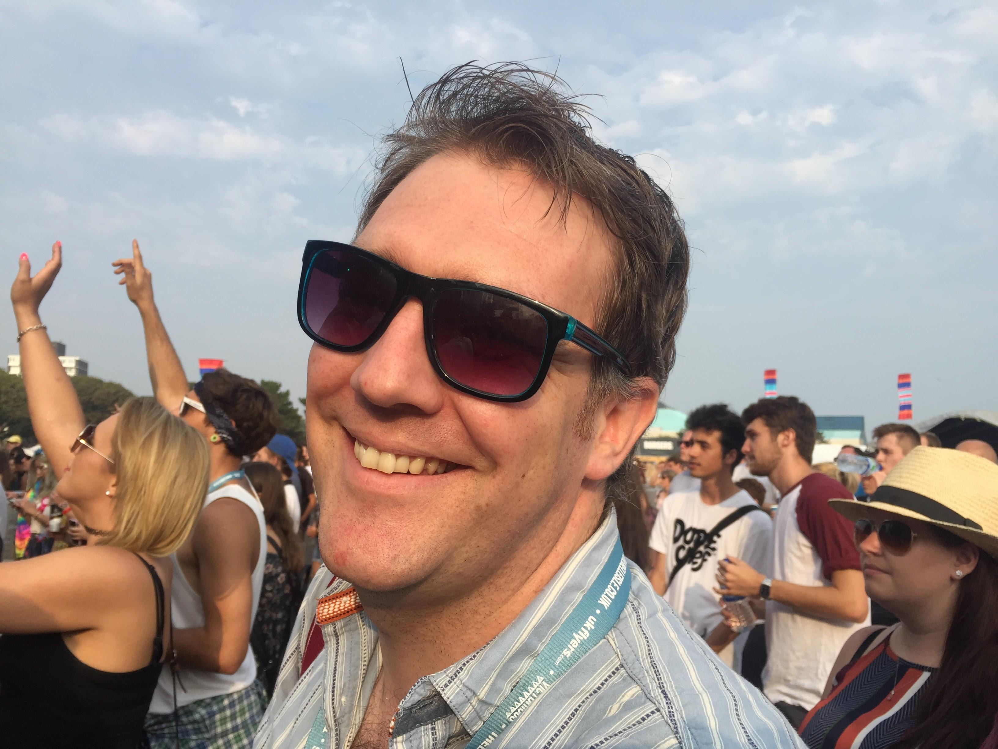 Chris Taylor Festival Insider profile picture