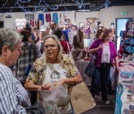 Smoky Mountain Fiber Arts Festival