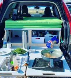 CamperCars – Removable Car to Camper Systems