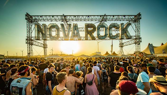 NOVA ROCK: 2022 with VOLBEAT, KORN, IN FLAMES and much more 1