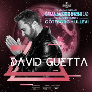 Summerburst festival: David Guetta, Martin Garrix, DJ Snake and Don Diablo to headline Summerburst 3