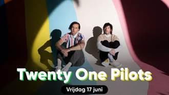 Pinkpop: Twenty One Pilots for Pinkpop 2022 6