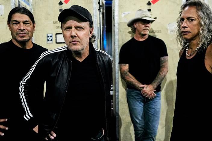 Pinkpop: Metallica 2nd headliner for Pinkpop 2022 2